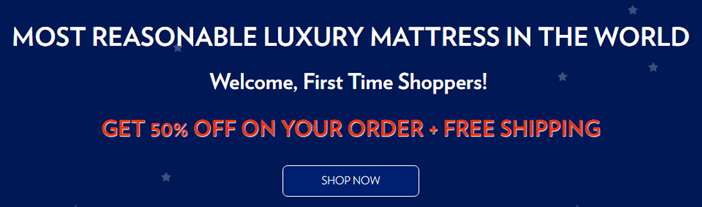 luxury mattress Best way to increase conversions on Black Friday
